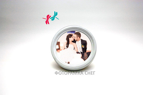 Фоторамка на свадьбу