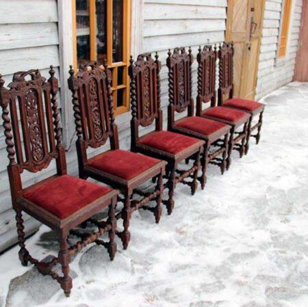 Реставрация стула
