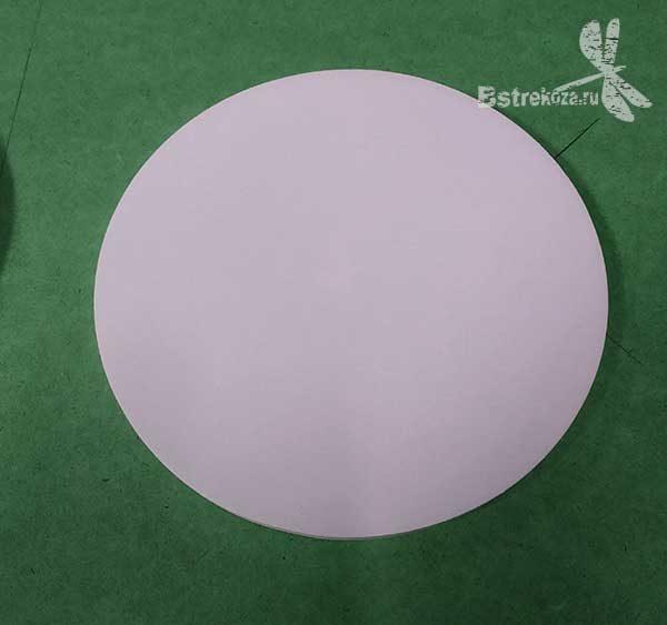 Планшет для рисования круглый