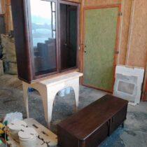 Реставрация румынской мебели