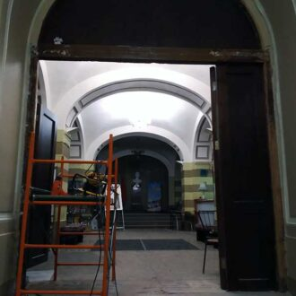 Реставрация исторических порталов