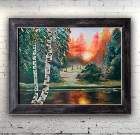 Картина на продажу