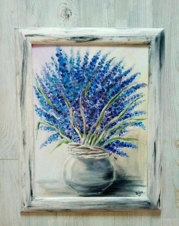 Картина Букет лаванды