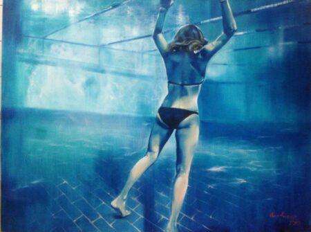 картина под водой