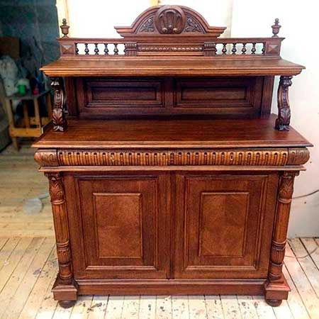 Реставрация старой мебеи