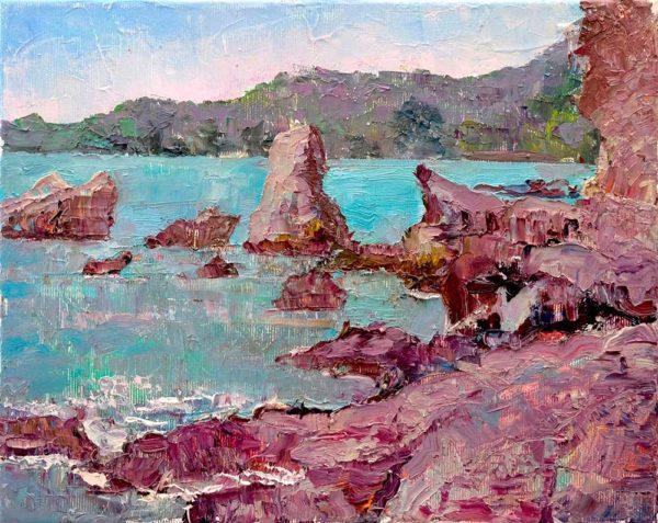 картина на холсте Ко Ларн