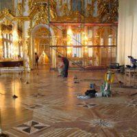 Реставрация мебели интерьера